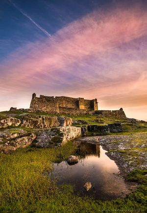 Castillo de Lindoso