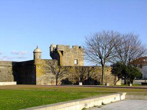 Castelo de Santiago da Barra, Viana do Castelo
