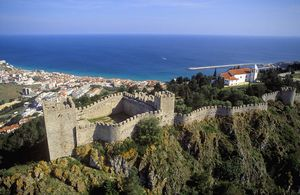 Castle of Sesimbra