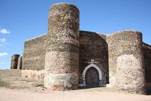 Castillo de Veiros, Alentejo, Portugal