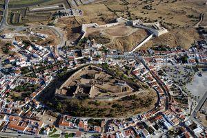 Castelo e  Fortaleza de Castro Marim