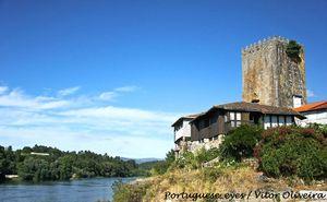 Castillo de Monção