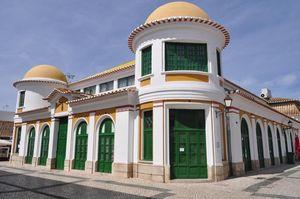 Centro Cultural António Aleixo, Vila Real de Santo António, Algarve