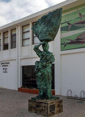 Centro Cultural de Nazaré, Portugal