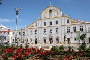 Colégio dos Jesuítas, Portimão, Algarve, Portugal