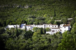 Convento da Arrábida, Parque Natural da Serra Arrábida