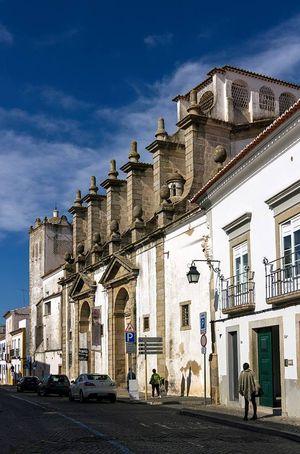 Convento de Santa Clara, Évora