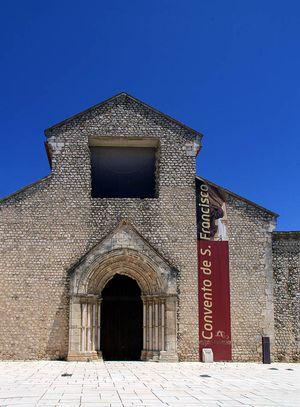 Convento de São Francisco, Santarém