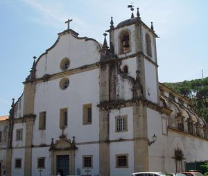Convento de São Francisco, Tomar, Portugal