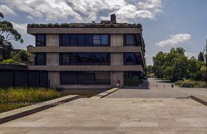 Calouste Gulbenkian Foundation Building, Lisbon, Portugal