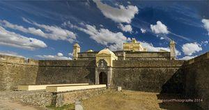 Elvas, Forte de Santa Luzia