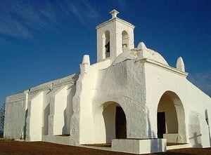Ermida de Nossa Senhora de Guadalupe Shrine, Serpa
