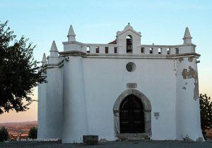 Ermida de São Sebastião, Alvito, Alentejo