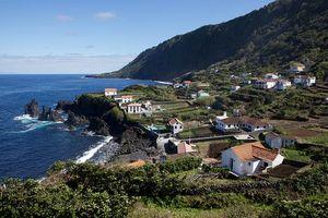 Fajã do Ouvidor, Ilha de São Jorge