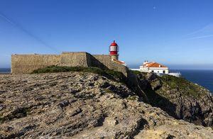 Cabo de São Vicente, Sagres, Algarve