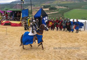 Feria Medieval de Óbidos, Óbidos, Portugal