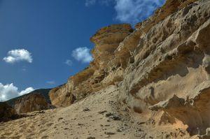 Fonte da Areia, Porto Santo