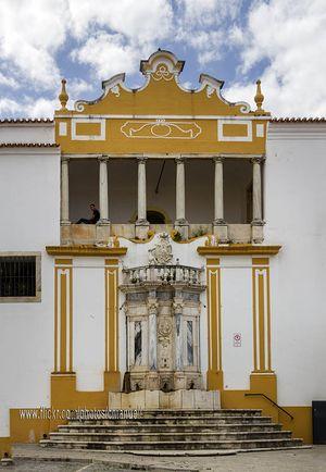 Jardín Dr. Santiago y Fonte das Três Bicas