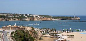 Fortaleza de Santa Catarina de Ribamar, Portimão, Algarve, Portugal