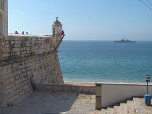Fortaleza de Santiago, Sesimbra