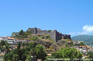 Fortaleza de São João do Pico, Funchal, Madeira
