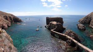 Forte São João Baptista, Isla de Berlenga
