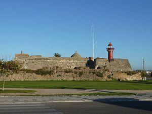 Fortaleza de Santa Catarina, Figueira da Foz