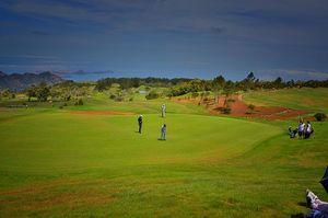 Golf na Madeira