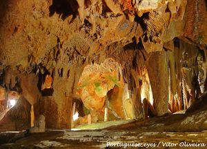 Alvados Grottoes
