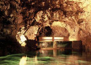 Grutas de  São Vicente Caves, Madeira