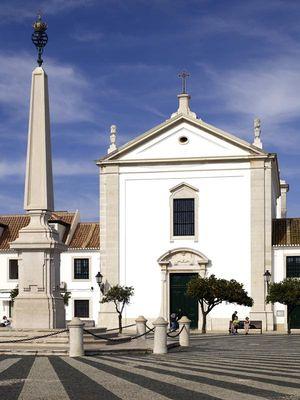 Igreja Matriz de Nossa Senhora da Encarnação, Vila Real de Santo António