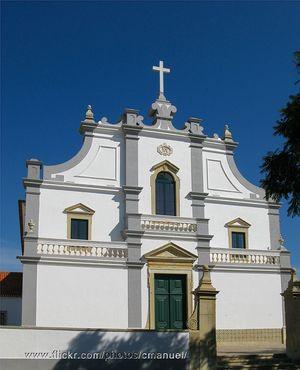 Iglesia Matriz de Lagoa
