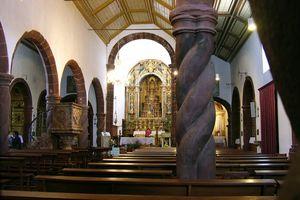 Igreja Matriz de Messines, Silves, Algarve