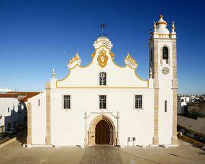Igreja Matriz de Nossa Senhora da Conceição, Portimão, Algarve, Portugal