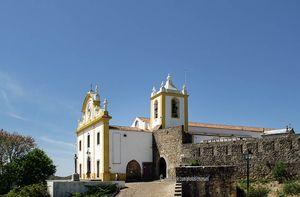 Iglesia Matriz de Santiago do Cacém