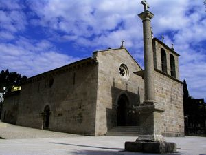 Igreja de Santa Maria (Mother church of Vouzela)