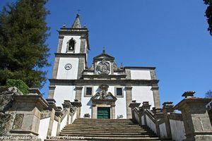 Igreja de São João Baptista Main Church of Ponte da Barca
