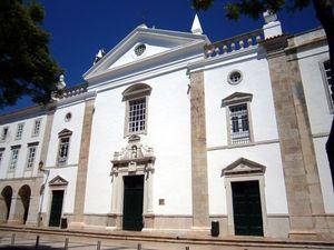 Iglesia de la Misericórdia, Faro, Portugal