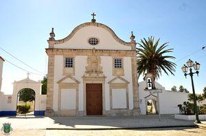 Iglesia da Misericórdia da Pederneira, Nazaré, Portugal