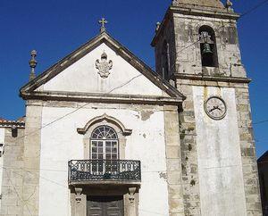 Iglesia da Misericórdia de Peniche, Portugal