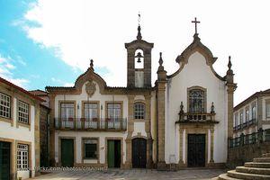 Iglesia de la Misericordia, Ponte da Barca