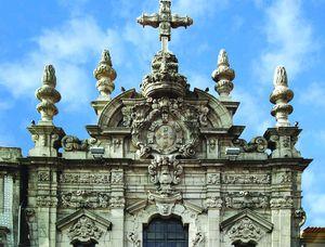 Iglesia de la Misericórdia de Oporto