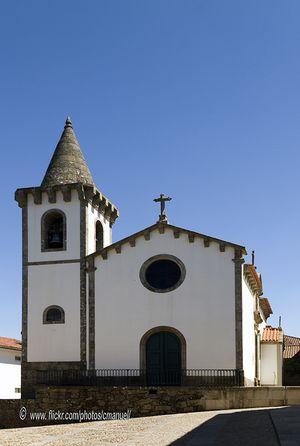 Iglesia de la Misericórdia de Valença do Minho