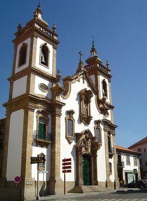 Igreja da Misericórdia Church of Guarda