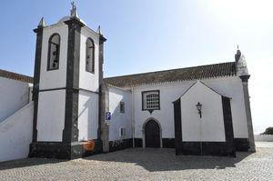 Igreja de Nossa Senhora da Assunção, Cacela Velha, Algarve