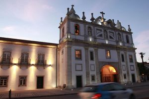 Iglesia de Nossa Senhora do Cardal, Pombal