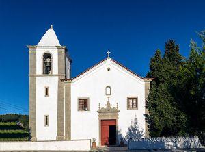Igreja de Nossa Senhota do Castelo, Sesimbra