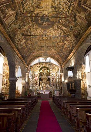 Igreja de Santa Maria Mother Church of Bragança