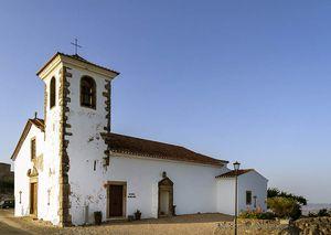 Museu Municipal do Marvão e Igreja de Santa Maria, Portugal