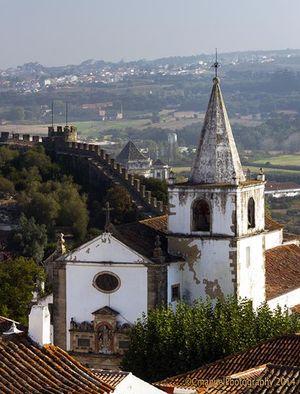 Iglesia de Santa Maria, Óbidos